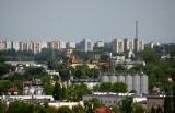 Lublin prawie z lotu ptaka. Z góry wszystko wygląda trochę inaczej, ale na pewno rozpoznacie te miejsca
