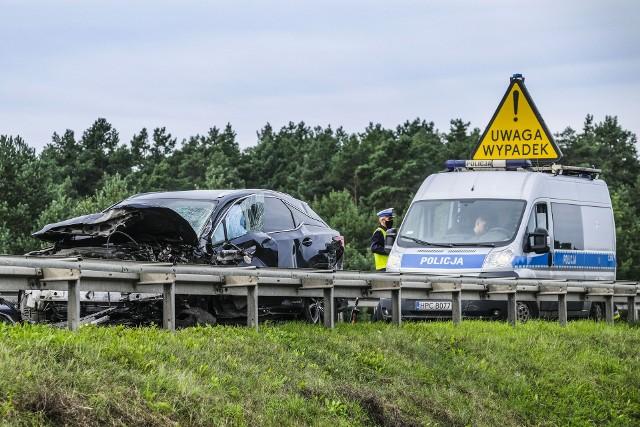 Ogromna liczba wypadków to jeden z powodów nacisków na jak najszybsze rozpoczęcie prac na bydgosko-toruńskim odcinku S10.