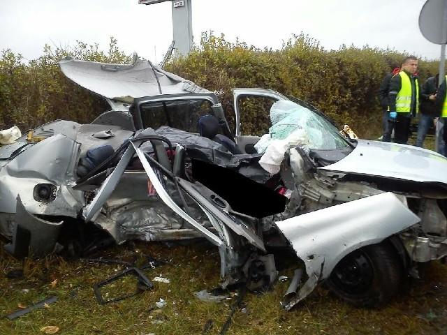 Tragiczny wypadek w Czeladzi