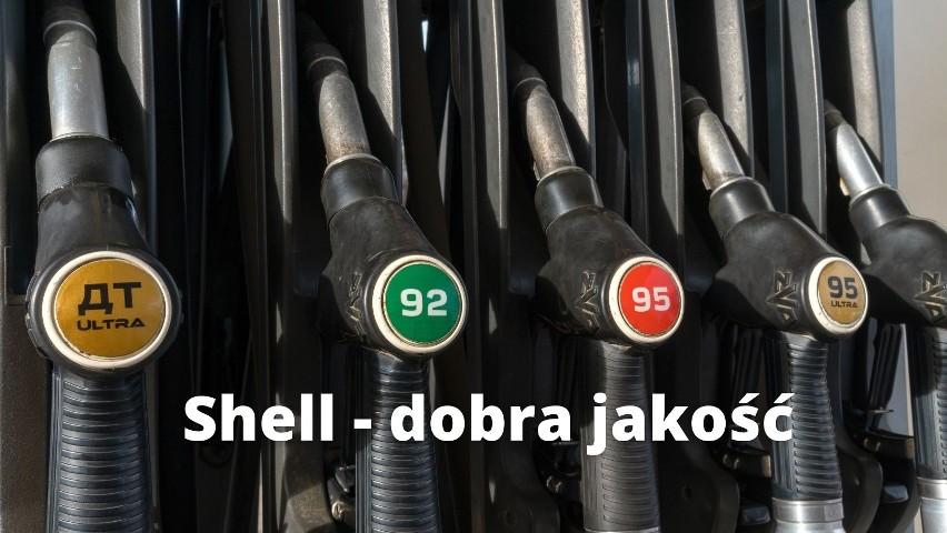 Stacja Shell:  - ul. Bułgarska 117 (ON)