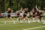 Cheerleaders Wataha Zielona Góra. Zobaczcie, jak piękne dziewczyny wspierały zawodników Watahy w Zielonej Górze[ZDJĘCIA]