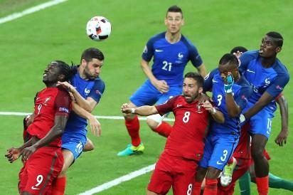 c227baa40 Portugalia-Francja. Jaki wynik? Kto strzelił gola? Kto został mistrzem  Europy? (ZDJĘCIA)