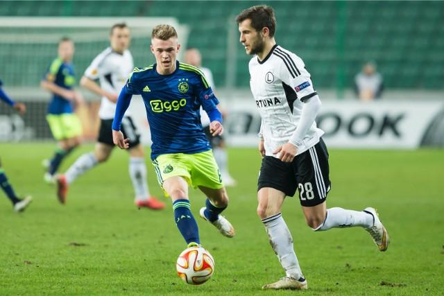 Mecz Legia - Ajax ONLINE. Gdzie oglądać w telewizji? TRANSMISJA NA ŻYWO
