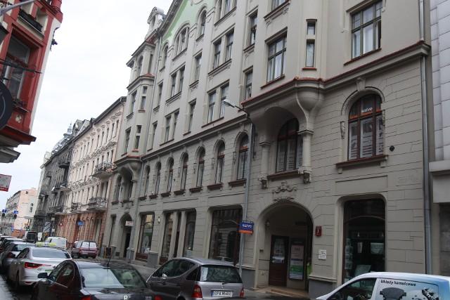 Kamienica przy ul. Andrzeja 3