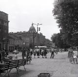 Lublin z lat 70 minionego stulecia. Zobacz wyjątkowe zdjęcia Mieczysława Wieteski