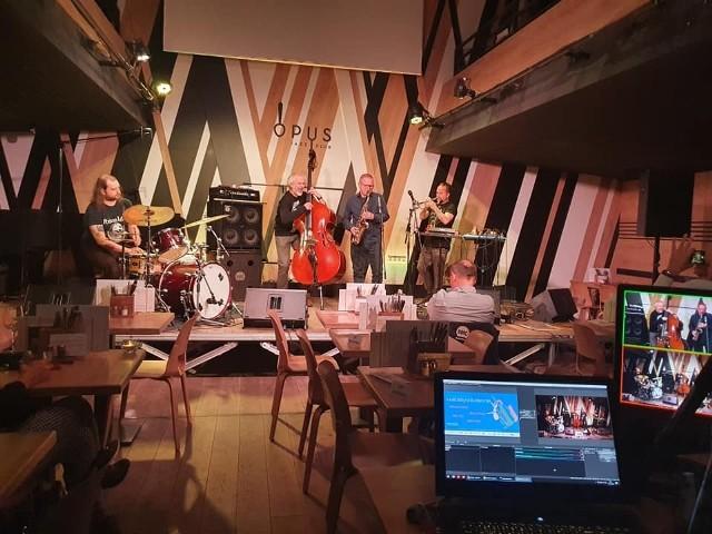 Budapeszt, Sąsiedzi 2020, Opus Jazz Club, Mikołaj Trzaska (PL) & Balazs Pandi (HU) & Petr Vrba (CZ) & Mark Tokar (UA).