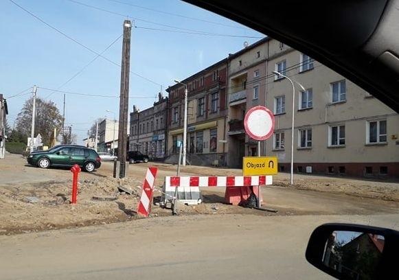 Prace w Jabłonowie