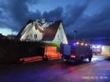 Rodzina z czwórką dzieci straciła w pożarze dom i dorobek życia. W Kębłowie Nowowiejskim wszyscy starają się im pomóc. Ruszyła zrzutka!