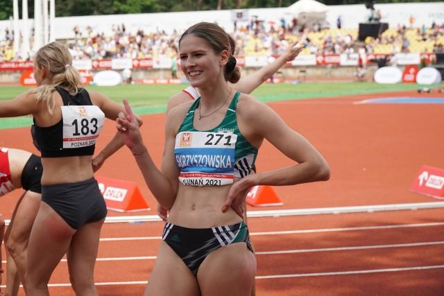 Pia Skrzyszowska w pięknym stylu wygrała bieg na 100 m ppł i obiecała kibicom, że w Tokio wejdzie na jeszcze wyższy pułap