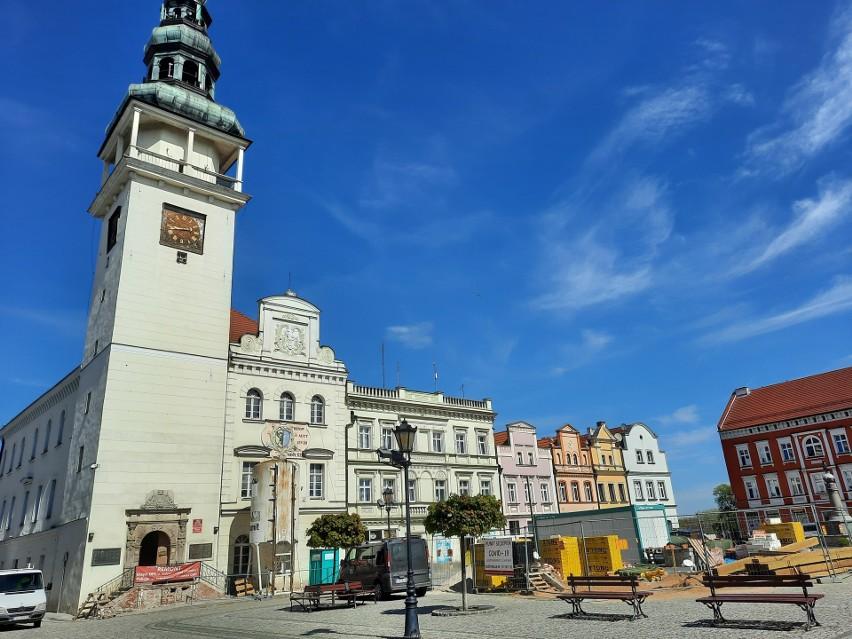 Bytomski ratusz to jeden z cenniejszych zabytków renesansu w...