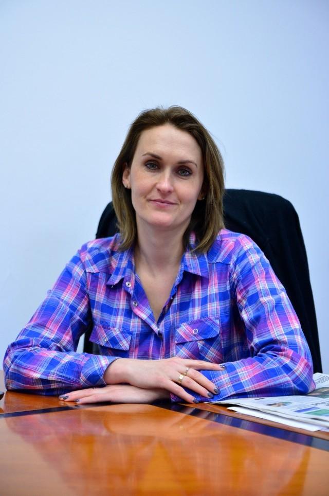 Sylwia Szewc-Koryszko, redaktor naczelna Kuriera Lubelskiego