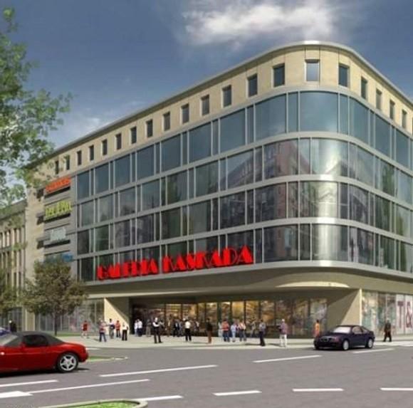 Firma ECE wciąż ma problemy z otrzymaniem kredytu na budowę centrum handlowego. Nie wiadomo kiedy inwestycja zostanie zrealizowana.