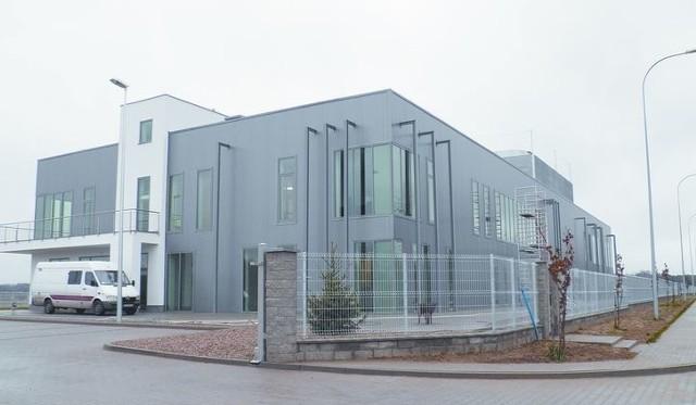 Zambrów. Balton będzie produkować nowoczesny sprzęt medyczny.W tym nowoczesnym budynku, o łącznej powierzchni ok. 4 tys. m kw.  będzie produkowany sprzęt medyczny przez firmę Balton