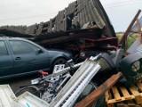 Trąba powietrzna w Koniecpolu i burza zdewastowała domy. Tornado przeszło nad powiatami częstochowskim i myszkowskim
