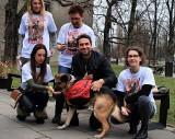 Pomoc dla bezdomnych psów. Marcin Dorociński zachęca do adopcji Stanleya z Torunia