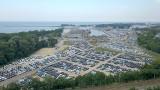Dziesiątki tysięcy samochodów w Porcie Gdańsk. Zobacz jak są wysyłane w świat [WIDEO]