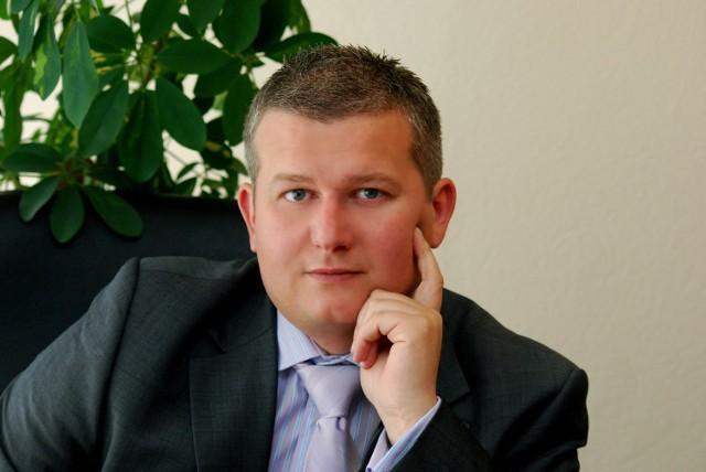 Krzysztof Jaszczuk, prezes zarządu Spółki Marka