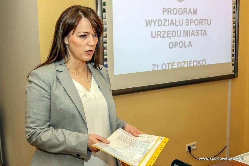 Honorata Krysiewicz odpowiadała m.in. za miejski program Złote Dziecko.