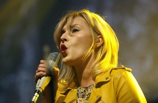 Mela Koteluk zaśpiewa pierwszego dnia festiwalu.