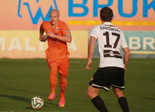Pogoń stara się, aby Jakub Czerwiński trafił do Szczecina jeszcze w tym sezonie.