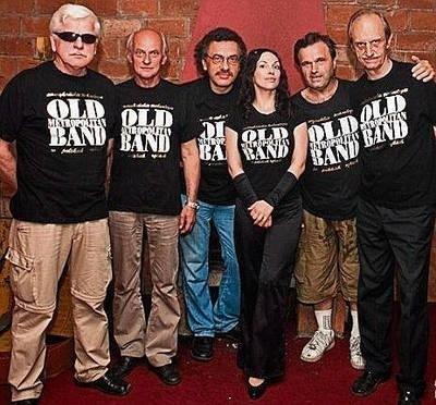 Zespół Old Metropolitan Band FOT. ARCHIWUM