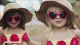 Everleigh i Ava to prawdziwe dwuletnie fashionistki