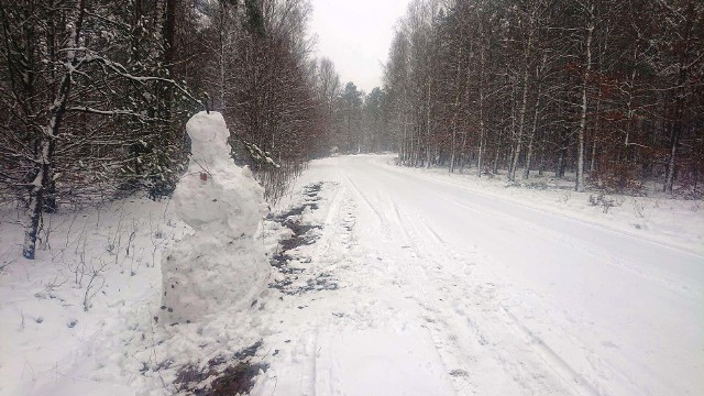 Zima zaskoczyła kierowców i drogowców. Policja apeluje o rozwagę.
