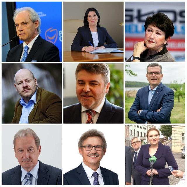 Wielkopolska będzie miała 9 senatorów. Zdecydowane zwycięstwo odniosła Koalicja Obywatelska, która uzyskała aż 7 mandatów. Po jednym mandacie otrzymają PiS i PSL.