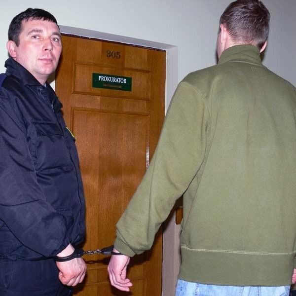 Jarosławski chuligan nie spodziewał się, że tak szybko spotka go kara.