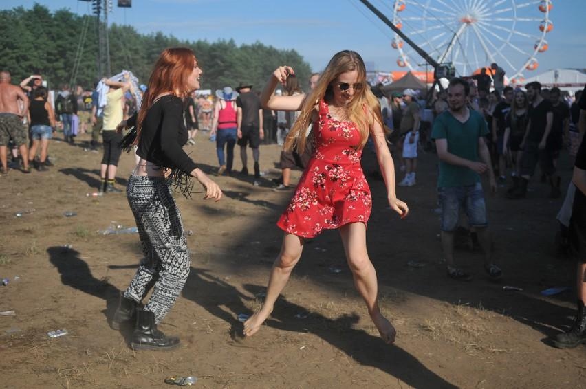 Na ten dzień bywalcy Przystanku Woodstock czekali przez cały...