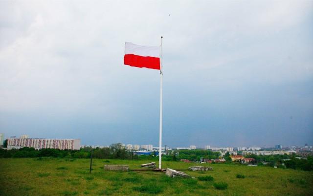 Panorama Poznania z Kopca Wolności