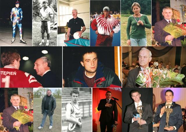 """W piątek, 18 stycznia, rozstrzygniemy 25. Plebiscyt Sportowy Ziemi Radomskiej, który organizowany jest przez redakcję """"Echa Dnia"""" od 1994 roku. Na archiwalnych zdjęciach przedstawiamy laureatów poszczególnych plebiscytów! Zobaczcie naszą galerię!"""