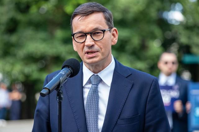 Będą ograniczenia dla osób niezaszczepionych? Premier Mateusz Morawicki: Jesteśmy dzisiaj umówieni na debatę z Radą Medyczną