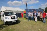 Do floty białostockiej firmy Optima dołączy wkrótce elektryczny samochód dostawczy