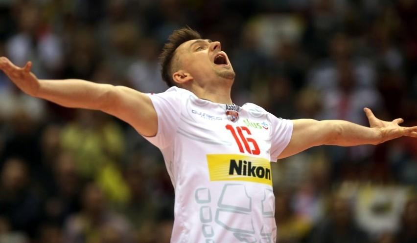 Krzysztof Ignaczak w ostatnim sezonie zdobył mistrzostwo Polski z Resovią.