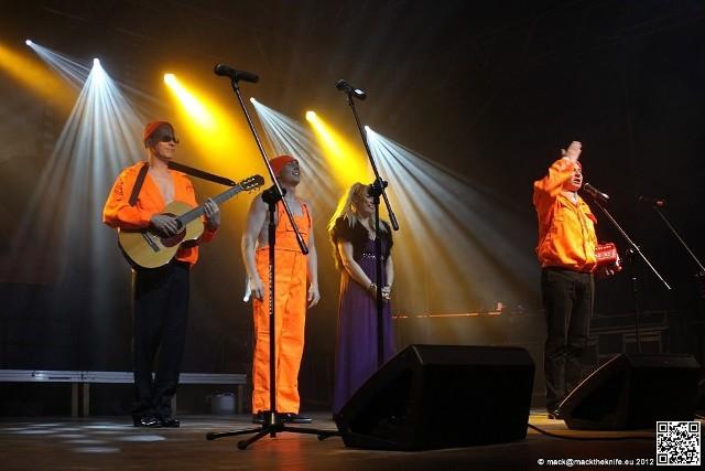 Kabaret pod Wyrwigroszem od lat zajmuje niezwykle ważną pozycję na kabaretowej mapie Polski.