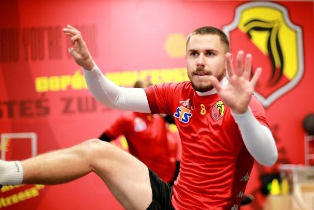 Przemysław Mystkowski przedłużył kontrakt z Jagiellonią