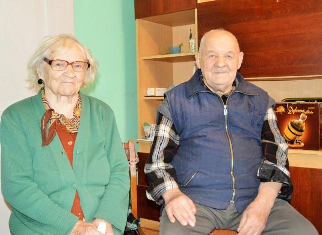 Państwo Stajszczakowie z Trzebiela mimo wieku nadal cieszą się dobrą formą i świetną pamięcią