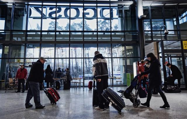 Miniony wrzesień był najlepszy w historii bydgoskiego lotniska.