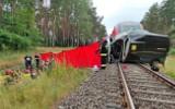 Lekarze od 30 czerwca walczyli o jego życie. Jego pojazd zderzył się z szynobusem na rogatkach Bobowicka. W jakim stanie jest młody kurier?