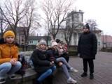 Uczniowie z Nieszawy powędrowali szlakiem powstania styczniowego na Kujawach