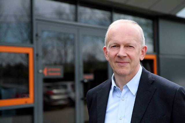 Prezes Wilk Elektronik, Wiesław Wilk.