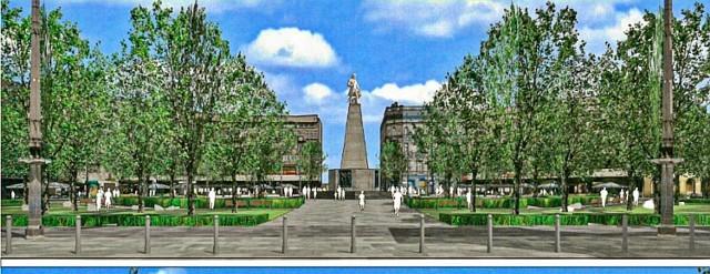 Wybuchł konflikt o to, jak ma wyglądać zabytkowy i prestiżowy plac Wolności w Łodzi. Władze miasta chcą, aby w jego południowej części, na wysokości ul. Piotrkowskiej, posadzić ponad 60 drzew. Przeciw takiemu posunięciu zdecydowanie protestują naukowcy