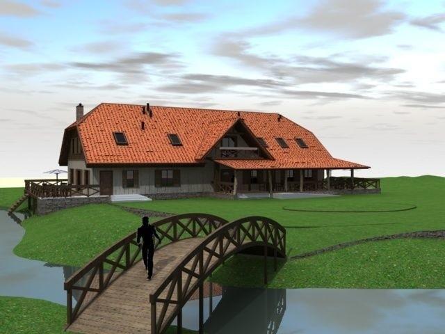 W Surażu nad rzeką Narew powstanie pensjonat z restauracją. Będzie tu też staw oraz wkomponowany w krajobraz mostek. Przedsiębiorca z Uhowa właśnie otrzymał unijne dofinansowanie na ten cel.