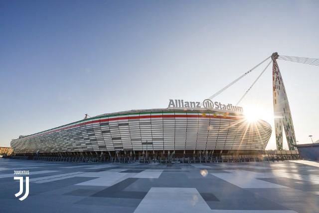Allianz Stadium Turyn (Juventus)