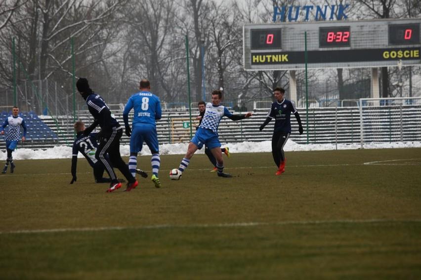 Hutnik ma już za sobą pierwszy oficjalny mecz w tym roku - w półfinale Pucharu Polski na szczeblu podokręgu wyeliminował Wiślan Jaśkowice