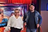 """Pokaz specjalny filmu """"Zupa nic"""". Kinga Dębska i Adam Woronowicz spotkali się z białostockimi widzami (zdjęcia)"""