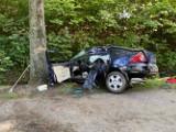 Śmiertelny wypadek na drodze 212 Bytów-Lębork. Nie żyje 19-latek