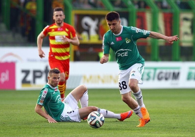 GKS - Jagiellonia 0:0