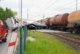 LUBUSKIE. Wypadek na przejeździe w Świebodzinie. Kierujący ciężarówką uszkodził zaporę i wjechał na strzeżony przejazd kolejowy